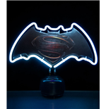 Batman v Superman Neon Light Logo 24 x 30 cm