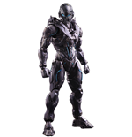 Halo 5 Guardians Play Arts Kai Action Figure Spartan Locke 27 cm