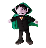 Sesame Street Plush Figure The Count 30 cm