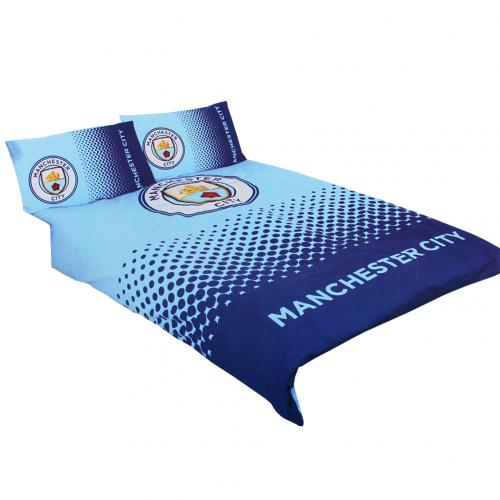 Manchester City F.C. Double Duvet Set FD