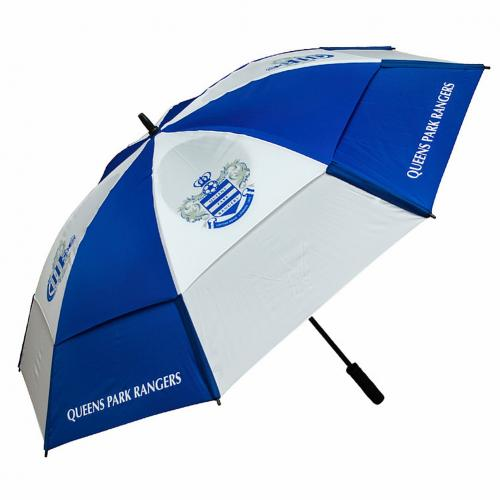 Queens Park Rangers F.C. Golf Umbrella Double Canopy