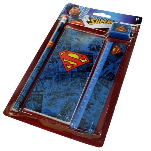 Superman Stationery Set