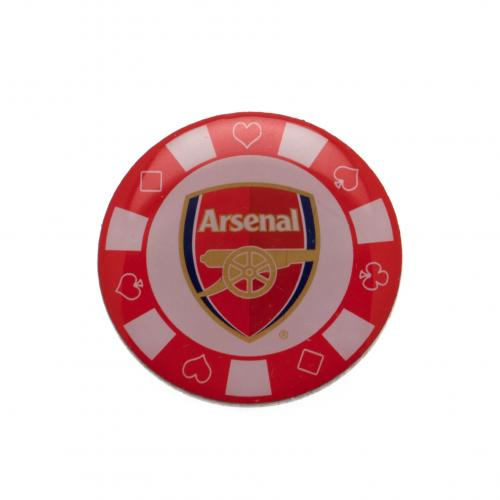 Arsenal F.C. Poker Chip Badge