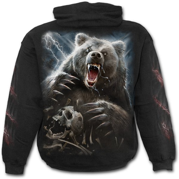 Bear Claws - Hoody Black