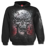 Dark Roots - Hoody Black