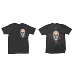 Vikings T-shirt Skull