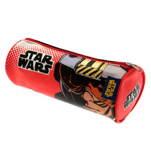 Star Wars Barrel Pencil Case