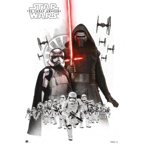 Star Wars The Force Awakens Poster Empire 207