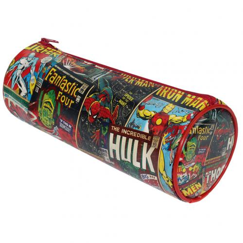 Marvel Comics Barrel Pencil Case CM
