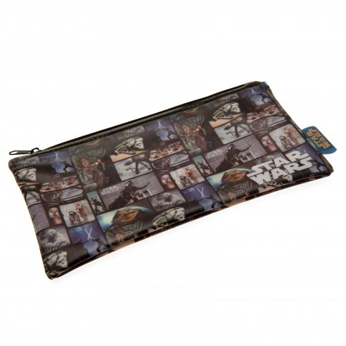 Star Wars Flat Pencil Case
