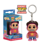 Steven Universe Pocket POP! Vinyl Keychain Steven Universe Glow In The Dark 4 cm