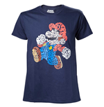 Nintendo T-Shirt Mario Word Play