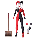 DC Comics Icons Action Figure Harley Quinn (No Man's Land) 15 cm