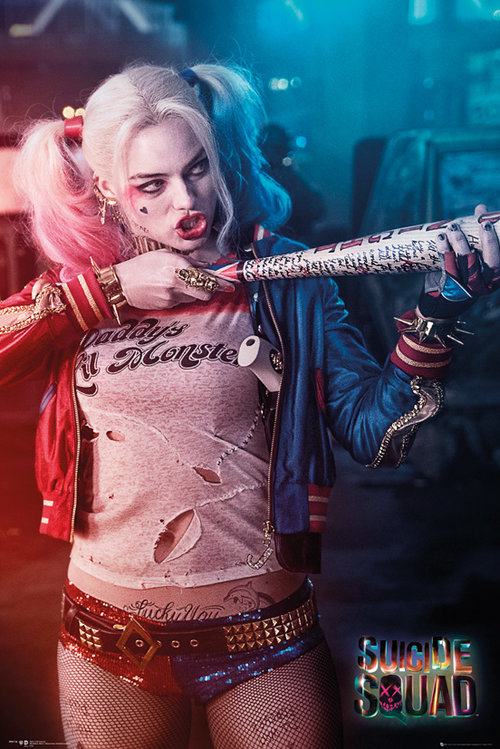Suicide Squad Harley Quinn Maxi Poster