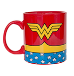 WONDER WOMAN Costume Mug