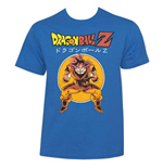 DRAGON BALL Z Retro Goku Tee Shirt