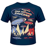 Earth VS. The Flying saucer T-shirt 223702