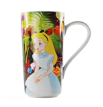 Alice in Wonderland Long Mug