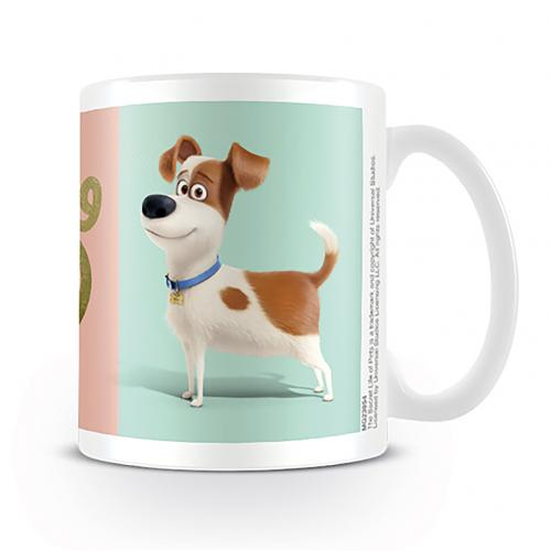 The Secret Life Of Pets Mug Max