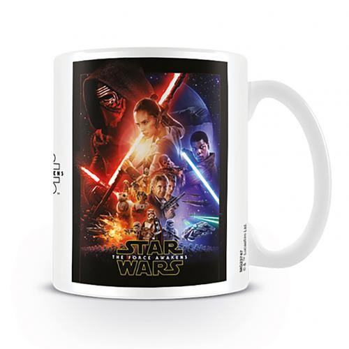 Star Wars The Force Awakens Mug