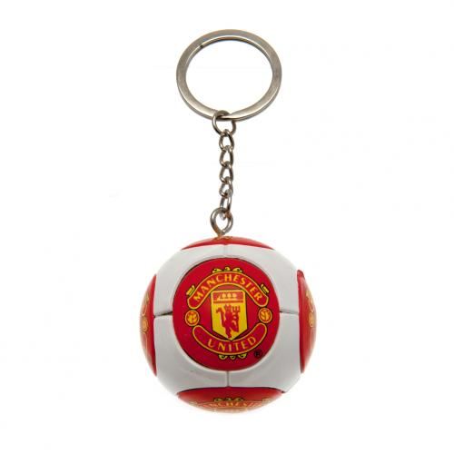 Manchester United F.C. Football Keyring