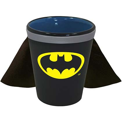 BATMAN Caped Shot Glass