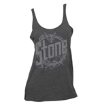 STONE BREWING CO. Juniors Revolution Tank Top