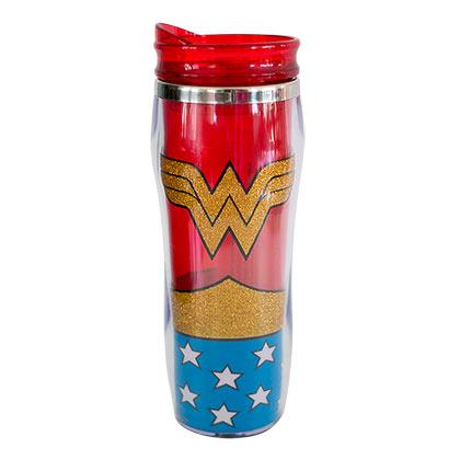 Wonder Woman Travel Mug Uk