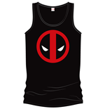 Deadpool Tank Top Eyes