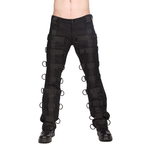 Aderlass Fight Pants Denim Black Line
