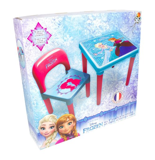 DISNEY Frozen My First Activity IML Printed Table Chair