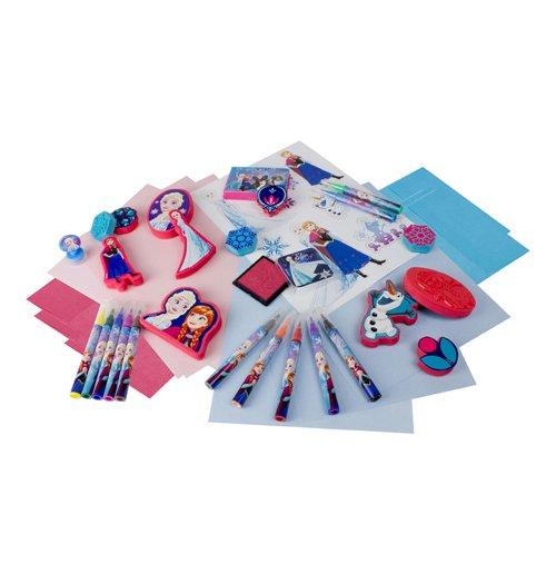 Official Disney Frozen Maxi Stamps Set 49pcs Buy Online