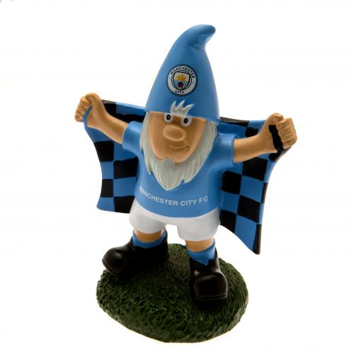 Manchester City F.C. Garden Gnome