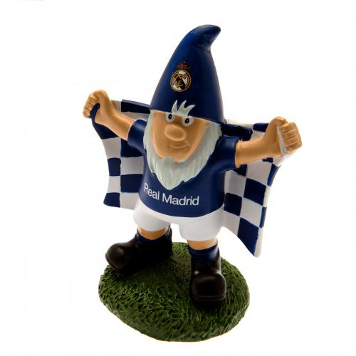 Real Gnomes: Official Real Madrid F.C. Garden Gnome: Buy Online On Offer