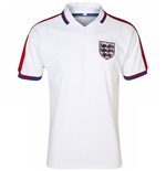Score Draw England 1976 Home Shirt