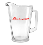 BUDWEISER Pitcher