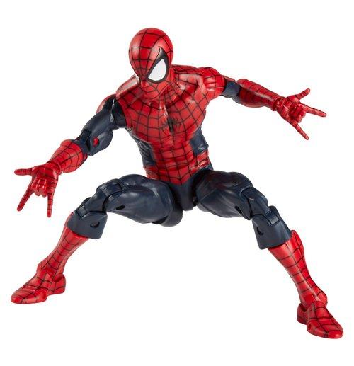 buy marvel legends series action figure  spider man  cm