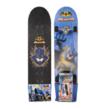 DC COMICS Batman Unlimited 31 Inch Skateboard with 9 Ply Maple Deck