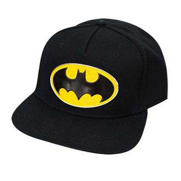 Official BATMAN Classic Logo Hat  Buy Online on Offer 8678cd7c46056