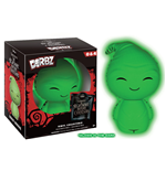 Nightmare Before Christmas Dorbz Vinyl Figure Oogie Boogie Glow in the Dark 8 cm