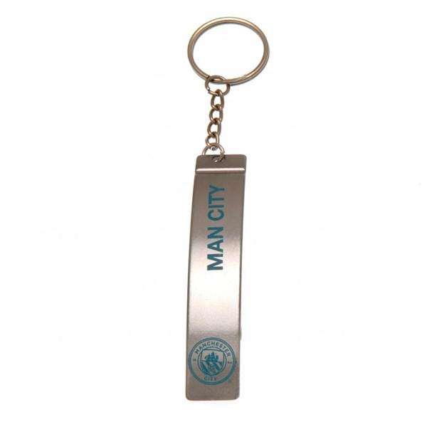 Manchester City F.C. Bottle Opener Keyring SK