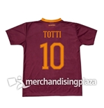 AS Roma 2016/17 Home Totti 10 Replica Jersey