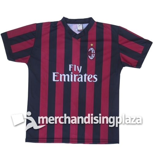 AC Milan 2016/17 Jersey Customizable