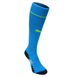2016-2017 Arsenal Away Goalkeeper Socks (Blue) - Kids