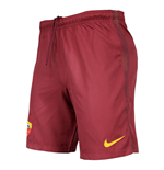 2016-2017 AS Roma Home Nike Football Shorts (Kids)
