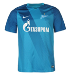 2016-2017 Zenit Home Nike Football Shirt