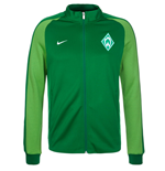 2016-2017 Werder Bremen Nike Authentic N98 Track Jacket (Green)