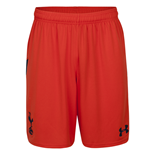 2016-2017 Tottenham Away Goalkeeper Shorts (Orange)