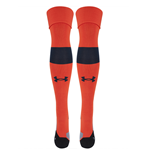 2016-2017 Tottenham Away Goalkeeper Socks (Orange)
