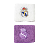2016-2017 Real Madrid Adidas Wristbands (White)